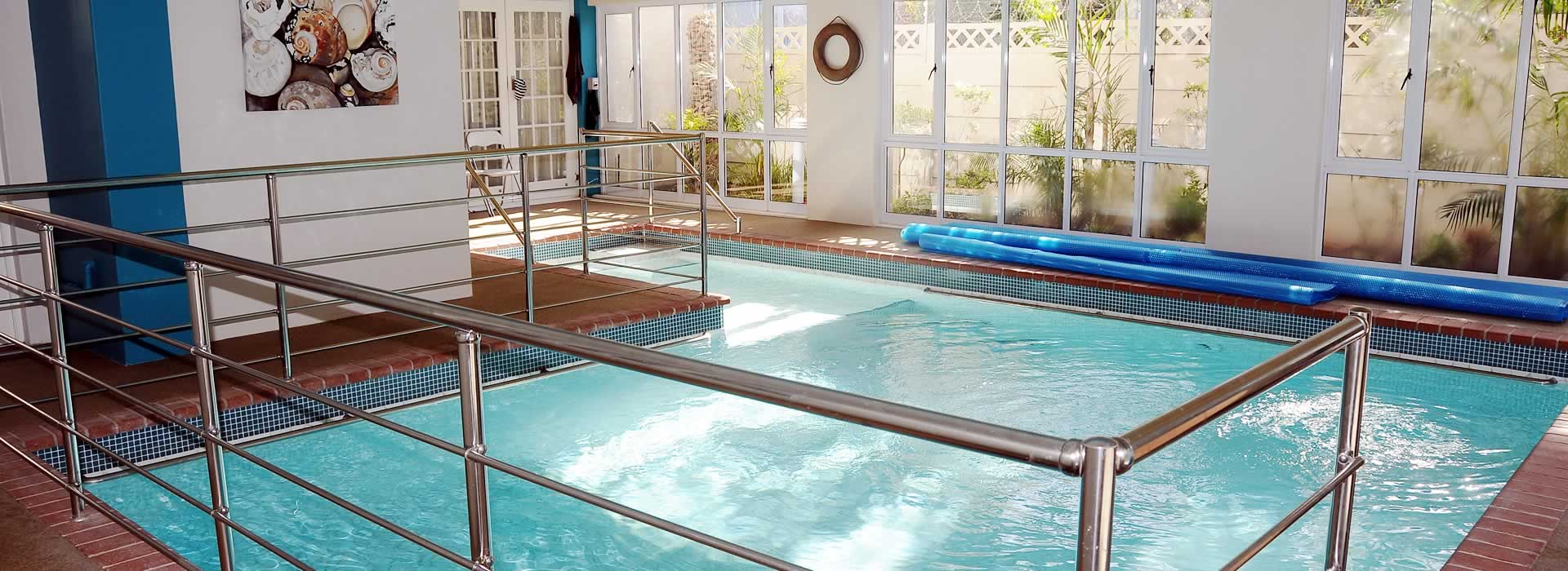 A & A Guest House Indoor Swimming Pool